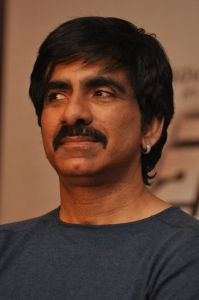 Actor Ravi Teja @ Bengal Tiger Movie success Meet Stills