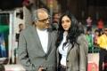 Sridevi Boney Kapoor @ CCL 2 Bangalore Match Pics