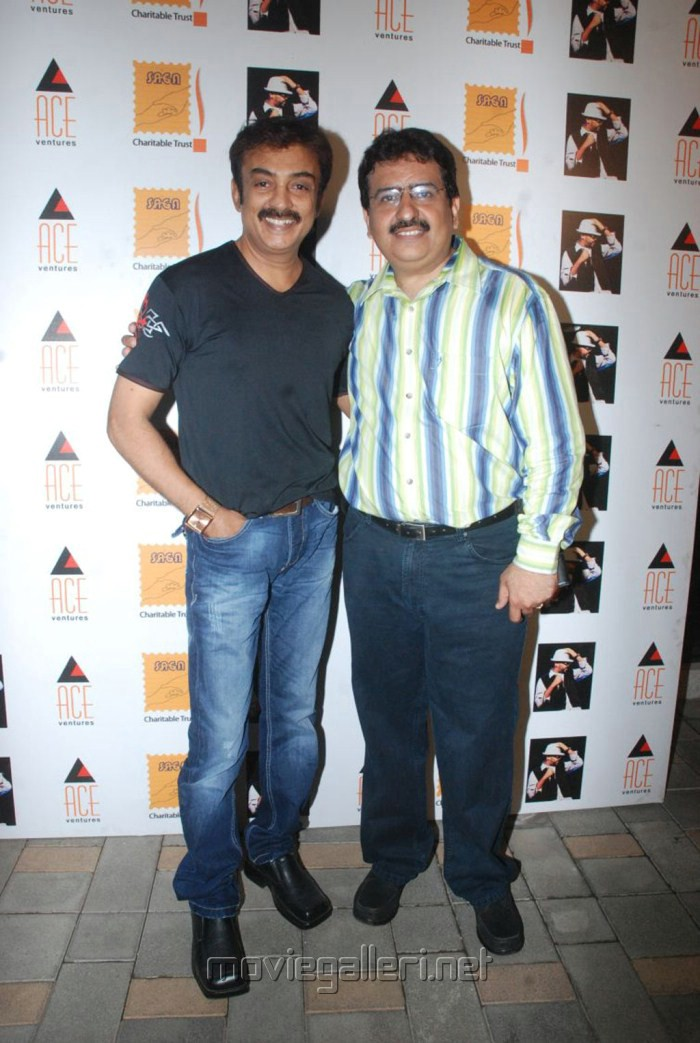 Picture 214303 | Mohan at Benny Dayal Music Show Stills | New Movie ...