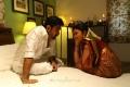 Vijay Antony & Arundhathi Nair in Bethaludu Movie Stills