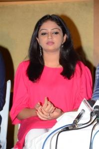 Actress Arundathi Nair @ Bethaludu Success Meet Stills