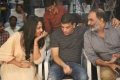 Thaman, Anushka @ Bhaagamathie Success Meet Stills