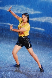 Keerthi Chawla in Bhaaja Bhajantreelu Movie Hot Stills