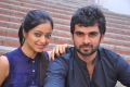 Janani Iyer, Ashok Selvan @ Bhadram Movie Press Meet Stills
