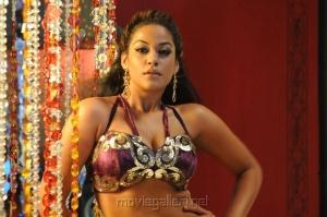 Mumaith Khan in Bhagyanagaram Movie Hot Stills