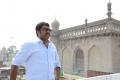 Director Veerabhadram Chowdary @ Bhai Movie Shooting Spot Stills