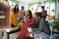 Richa, Nagarjuna @ Bhai Movie Working Stills