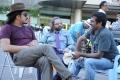 Nagarjuna, Veerabhadram @ Bhai Movie Working Stills
