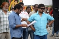 Veerabhadram, Raju Sundaram @  Bhai Movie Working Stills