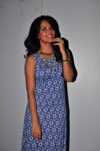 Anchor Anasuya @ Bhale Bhale Magadivoy Movie Audio Launch Stills