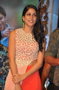 Actress Lavanya Tripathi @ Bhale Bhale Magadivoy Movie Audio Launch Stills