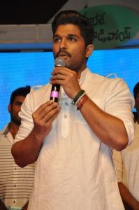 Allu Arjun @ Bhale Bhale Magadivoy Movie Audio Launch Stills