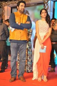 Gopi Sunder, Lavanya Tripathi @ Bhale Bhale Magadivoy Movie Audio Launch Stills