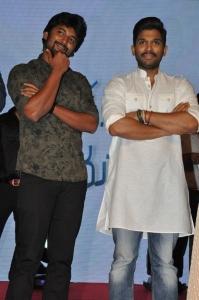 Nani, Allu Arjun @ Bhale Bhale Magadivoy Movie Audio Launch Stills