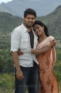 Arya Amala Paul Hot in Bhale Thammudu Movie Stills