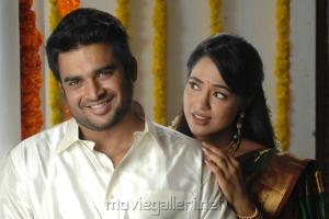 Madhavan Sameera Reddy @ Bhale Thammudu Movie Stills