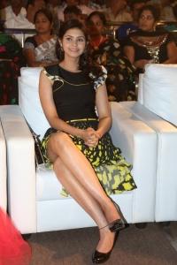 Actress Prachi @ Bham Bolenath Movie Audio Launch Stills