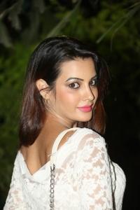 Diksha Panth @ Bham Bolenath Movie Audio Launch Stills
