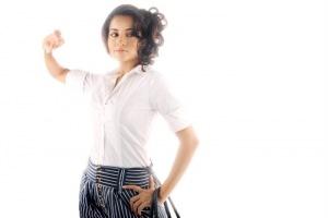 Telugu Actress Bhama Hot Photo Shoot Stills