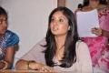 Telugu Actress Bhanu Sree Mehra at Prematho Cheppana Audio Release