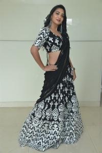 Actress Bhanu Shree Stills @ Nallamala Movie Teaser Launch