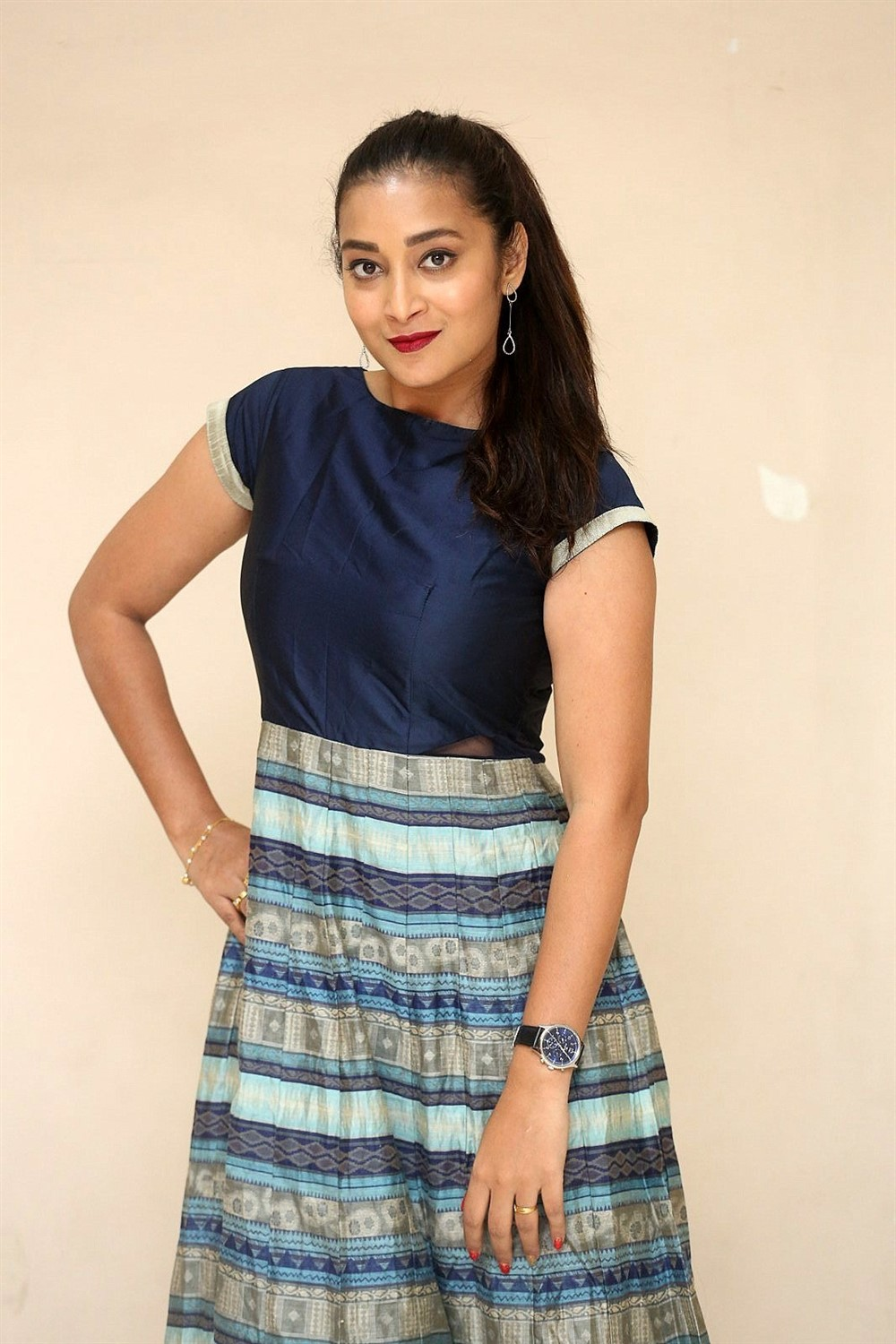 Actress Bhanu Sri Photos @ Ee Ammayi First Look Launch