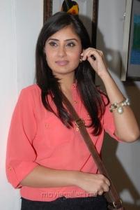 Bhanu Sri Mehra New Pics in Short Dress