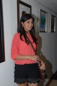 Bhanu Sri Mehra New Hot Pics at Muse Art Gallery