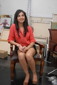 Actress Bhanu Sri Mehra Hot Legs Images