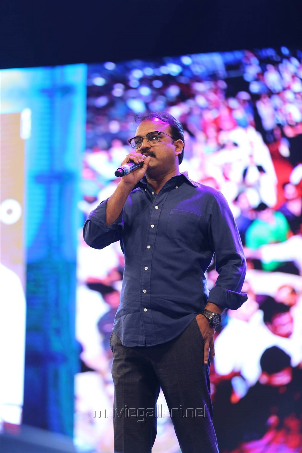 Director Koratala Siva @ Bharat Ane Nenu Audio Launch Photos