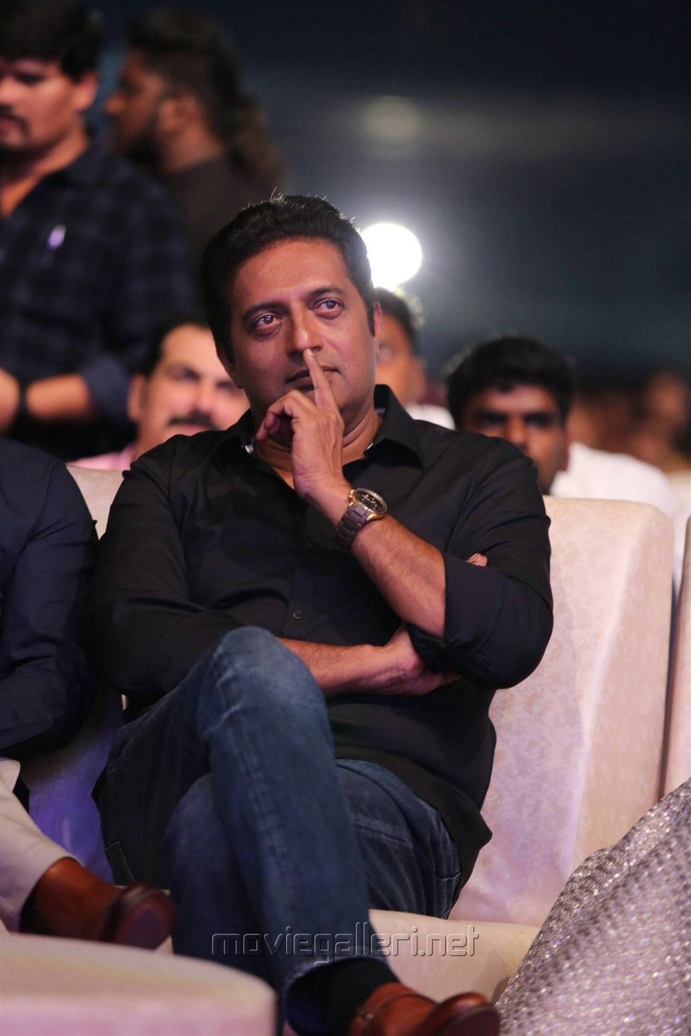 Prakash raj @ Bharat Ane Nenu Audio Launch Photos