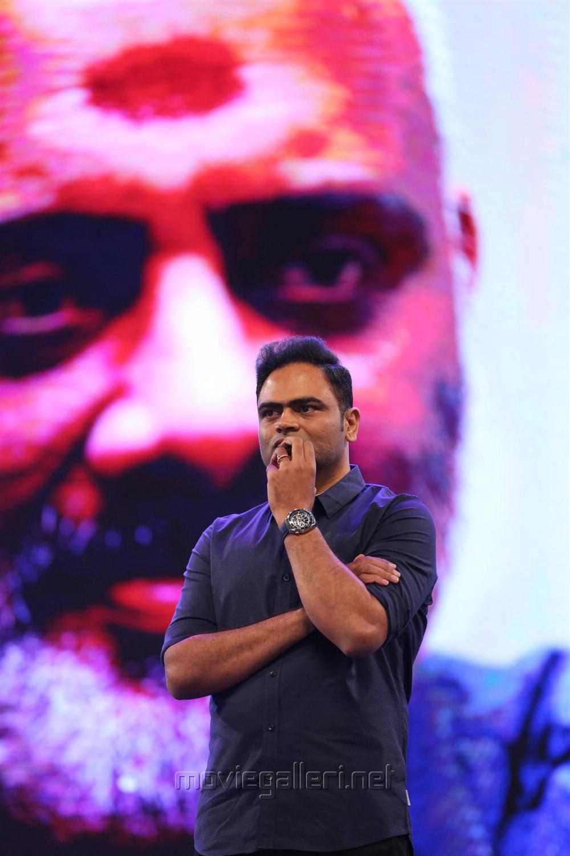 Vamsi Paidipally @ Bharat Ane Nenu Audio Launch Photos