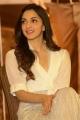 Actress Kiara Advani @ Bharat Ane Nenu Success Meet Stills