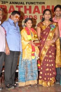 Shyamala Devi @ Bharatamuni Awards 2013 Function Photos