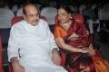 Krishna, Vijaya Nirmala at Bharatamuni Awards 2012 Stills