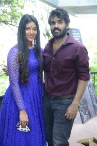Deepika, Sadan @ Bhari Taraganam Movie Launch Stills