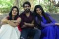 Deepika, Sadan, Rekha Nirosha @ Bhari Taraganam Movie Launch Stills