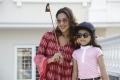 Amala Paul, Baby Nainika in Bhaskar Oru Rascal Movie Photos HD