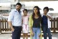 Arvind Swamy, Baby Nainika, Amala Paul, Master Raghavan in Bhaskar Oru Rascal Movie Stills