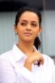 Bhavana in White Shirt Cute Stills