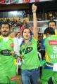 Actress Bhavana cheers Kerala Strikers CCL Team