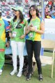Bhavana in Kerala Strikers CCL Team