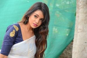 Actress Bhavya Sri Photos @ Udyama Simham Movie Launch