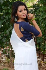 Actress Bhavya Sree New Photos @ Udyama Simham Movie Opening