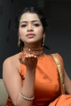 Actress Bhavya Sri Hot Pics @ Nenu Seetha Devi Audio Launch