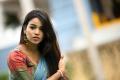 Actress Bhavya Sri in Half Saree Photos