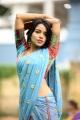 Actress Bhavya Sri Hot in Half Saree Photos