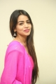 Telugu Movie Actress Bhavya Sri in Pink Dress Photos