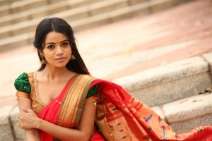 Actress Bhavya Sri @ Silk India Expo Shilpakala Vedika Photos