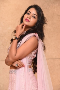 Actress Bhavya Sri Stills @ Pandugadi Photo Studio Audio Launch